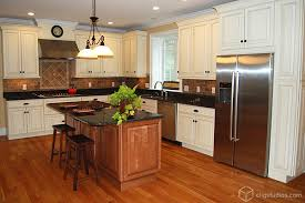 multi tone kitchen the finish the style