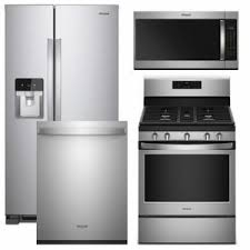 stainless kitchen appliance packages 8 whirlpool appliance package 4 piece appliance package with gas