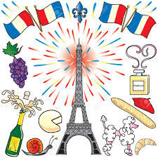 French Flag Eiffel Tower Eiffel Tower Clipart Bastille Day Pencil And In Color Eiffel