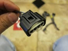 lexus es300 ignition coil location ignition coil connector repair how to clublexus lexus forum
