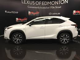 lexus nx 2018 vs 2017 pre owned 2017 lexus nx 200t demo unit f sport series 3 4 door