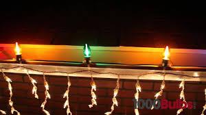 opaque multi color c7 light bulbs