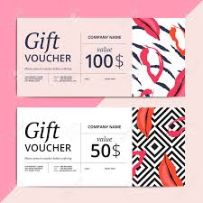 discount e gift cards trendy abstract gift voucher card templates modern luxury discount