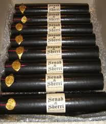 Scroll Invitation Rods Scrolls