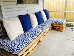 Crib Mattress Cushion Breaking Diy Outdoor Pallet