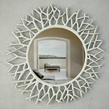 3d model coral mirror by zara home cgtrader