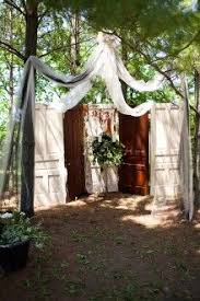 wedding backdrop doors 50 hot yard sale and flea market finds and how to use them in
