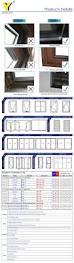 double glazed glass door aluminum windows and door grills design