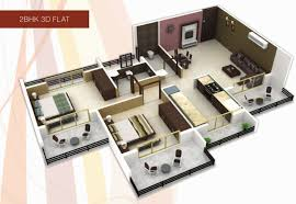 Home Interior Design For 2bhk 1155 Sq Ft 2 Bhk 2t Apartment For Sale In Dweepmala Prathamesh