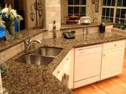 brown granite countertops with white cabinets white cabinets with brown countertops midtree co