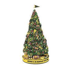 iowa hawkeyes tree the danbury mint
