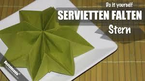 weihnachtsservietten falten servietten falten anleitung weihnachten diy napkin folding