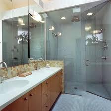 Nate Berkus Bath Nate Berkus Shower With Glass Shower Door Bathroom Rustic And