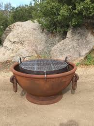Firepit And Grill by The Fire Pit Gallery Wood Burning Fire Pit Artistic Fire Pits