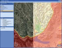 Wildfire Map Valley Fire by 1 Deja Vu