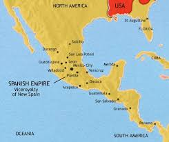 map central mexico map of mexico and central america at 1500bc timemaps