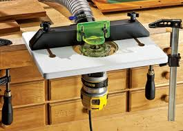 Ridgid Router Table New Rockler Compact And Trim Router Table