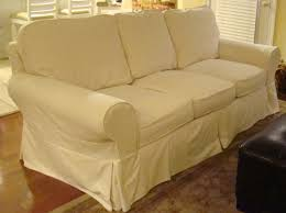 Ektorp Sofa Bed Slipcover by Furniture Couch Slipcovers Ikea Pottery Barn Sofa Slipcovers