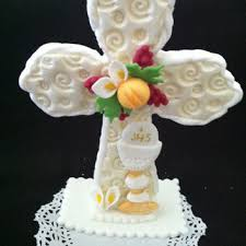 communion cake toppers communion cake topper baptism cake from party favors miami