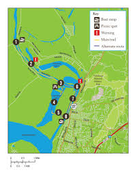 First Landing State Park Trail Map by Yazoo River Trail Details From King U0027s Ferry Landing To Vicksburg