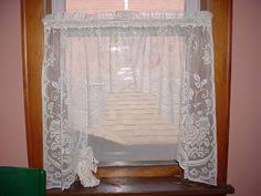 White Lace Valance Curtains Seller Florasgarden On Ebay White Lace Valance Curved Curtain