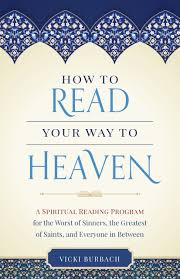how to read your way to heaven vicki burbach 9781622823604