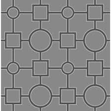 a street matrix black geometric wallpaper sample 2625 21806sam