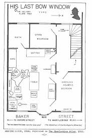 221b baker street floor plan the bath and water closet at 221b baker street law offices of greg