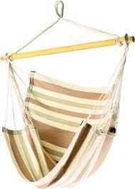 Hammock Hanging Chair Riipputuoli Ruskea Sofa Bio Hammock Chair Striped Jobek
