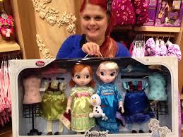 toy hunt frozen disney animators doll gift shopkins big hero