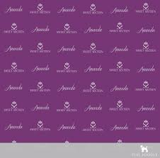 custom photo backdrops sweet 16 quinceañera step and repeat backdrops for carpet