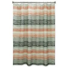 Coral And Gray Curtains Buy Coral Curtains From Bed Bath Beyond