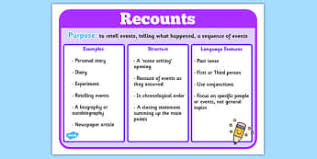 ks2 recounts primary resources page 1