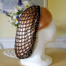 34 best snoods hairnets coifs cauls images on hair