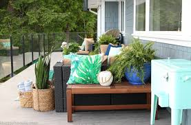 Outdoor Deck Furniture by Our New Cozy Outdoor Living Room Tour Deck Reveal Part One
