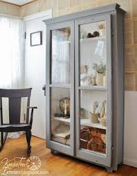 repurpose china cabinet in bedroom 20 ways to repurpose old windows upcycled window projects