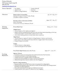 Student Affairs Resume Aba Tutor Care Aba Tutor Working 11 With Special Needs Child