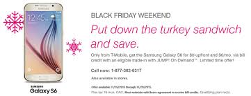 black friday t mobile t mobile cuts 100 off samsung u0027s high end galaxy models sale runs