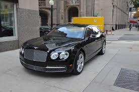 gold chrome bentley 2014 bentley flying spur stock b514 for sale near chicago il
