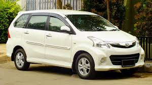 cars toyota six seater family cars toyota avanza car rental mauritius