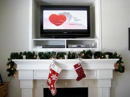mounting tv above fireplace porch living room living room with
