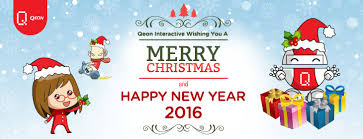 merry and happy new year