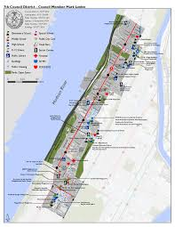 Washington New York Map by District 7 Map Participatory Budgeting In New York City