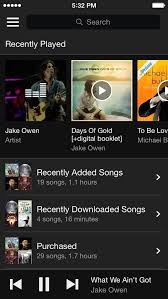 amazon music app amazon music with prime music app for ios review download ipa file