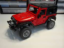 jeep indonesia lego moc 8863 jeep wrangler technic 2017 rebrickable build