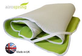 cmt220 portable mattress topper airospring toppers