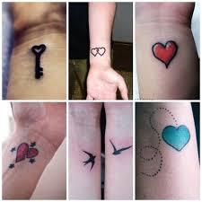 paired cute wrist tattoos cute wrist tattoo designs u2013 tattoo ideas