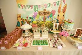 rabbit party rabbit birthday party ideas photo 3 of 16 catch my party