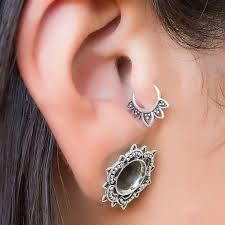 best cartilage earrings 34 best cartilage tragus helix piercing images on