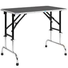 Pet Grooming Table by Master Equipment Folding Dog Grooming Tables Ebay